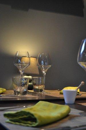 Le Bouquet Garni : Une soirée romantique!
