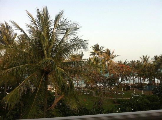 Centara Grand Beach Resort Samui: Вид из номера