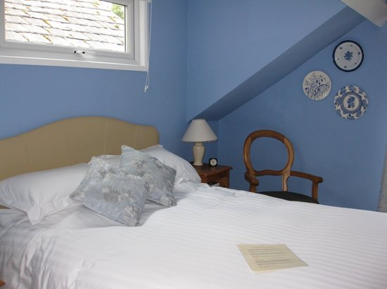 Ty Derw Country House B&B: The Blue Room
