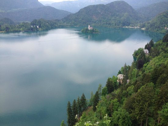 Best Western Premier Hotel Slon: Lake Bled