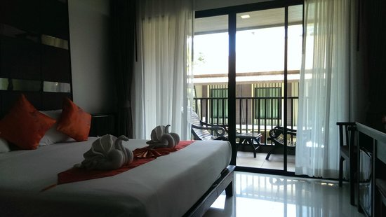 Ananta Burin Resort: The room 2