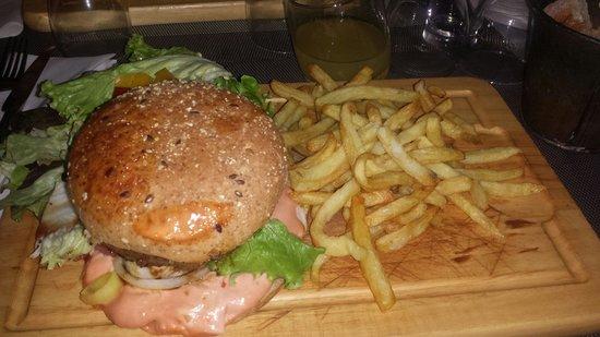 La Paillote - Chez Flo : Burger