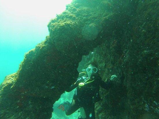 Espiritu De Buceo Padi 5 Star Dive Centre: Mi primer contacto con el mundo bajo el agua