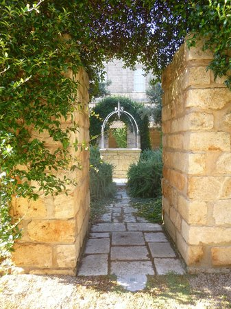 Masseria Baroni Nuovi: Jardins