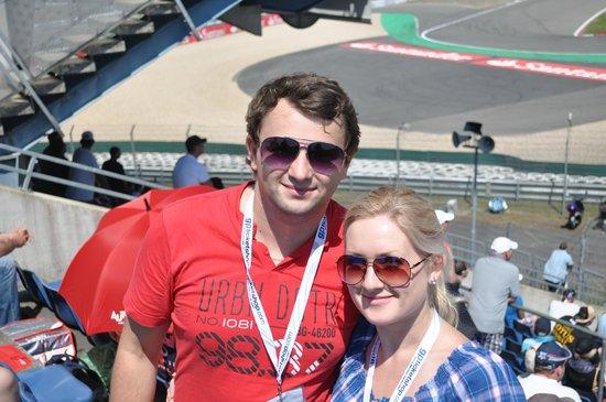 Nuerburgring : Ф1 ГП Германии 2013