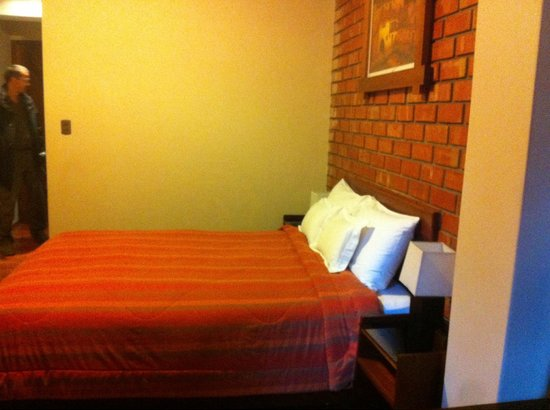 Andina Luxury: Chambre