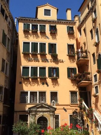 Hotel Al Codega: our home away from home in Venice