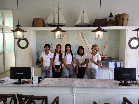 Sugar Marina Resort - Nautical - Kata Beach: The amazing team