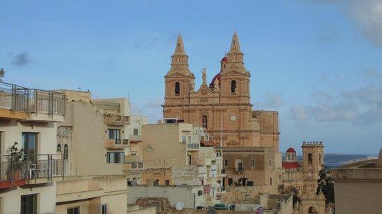 Maritim Antonine Hotel & Spa : Panorama