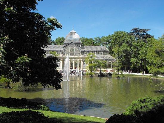 Parque del Retiro: Cristal Palace