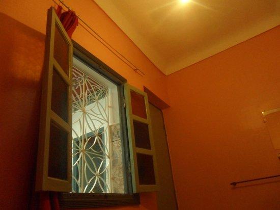 Hotel Aday: La finestra della nostra camera la numero 14