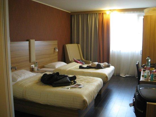Star Inn Hotel Wien Schonbrunn, by Comfort: The room is spacious