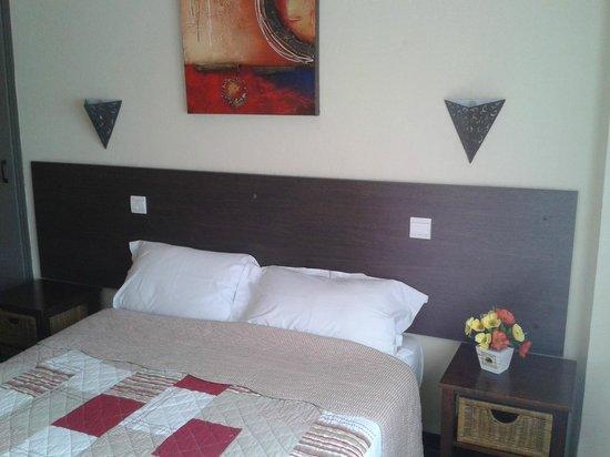 Hotel Le Nid : La chambre