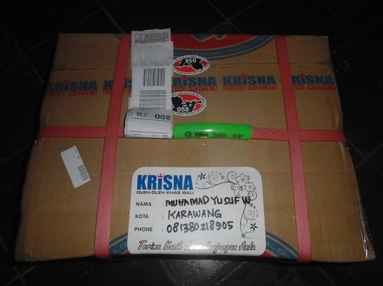 Krisna Sunset Road: Krisna Packing