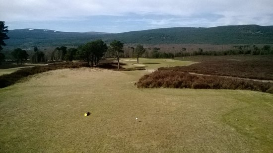 Macdonald Spey Valley Championship Golf Course : Lovely view