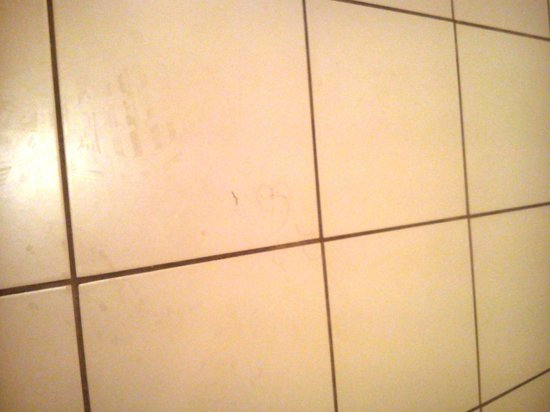 Aston Business Hotel: bathroom floor
