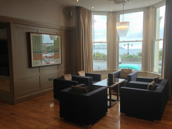 The Claremont Hotel: One of the Hotel Lounge Area's