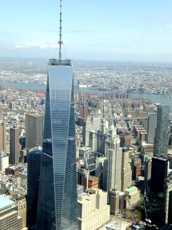 Manhattan Helicopters : One World Tour