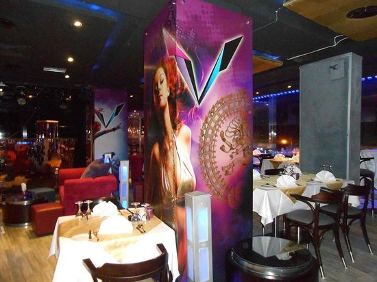 Natraj Indian Restaurant & Lounge: Stunning interiors and decor