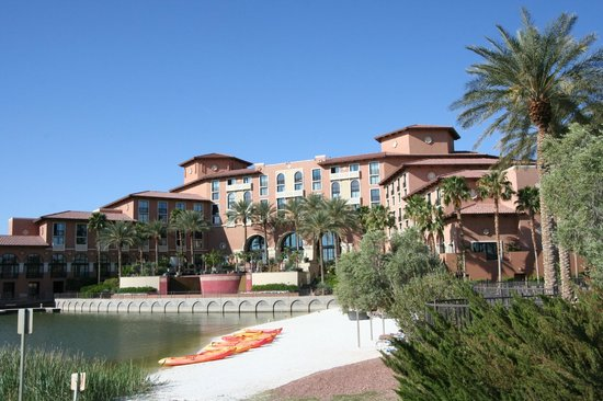 The Westin Lake Las Vegas Resort & Spa: The hotel