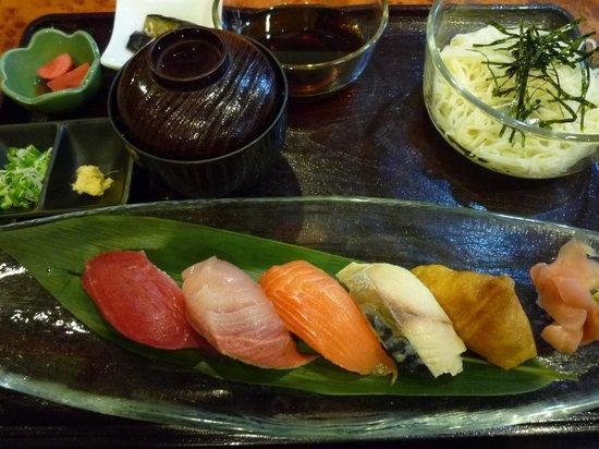 Uomasa: ランチの味ごよみ