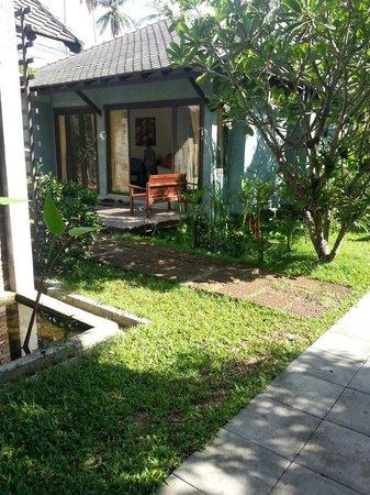 Samui Heritage Resort : สงบร่มรื่น