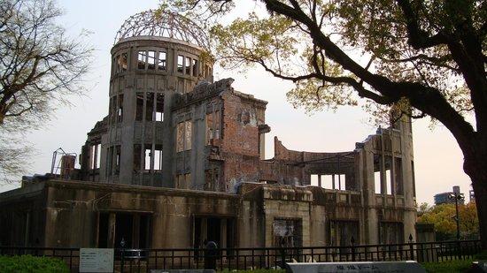 Hiroshima Peace Memorial Park : Ground Zero