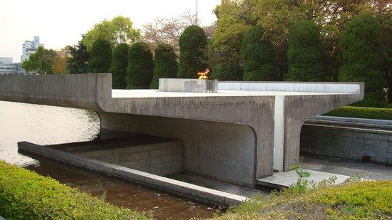 Hiroshima Peace Memorial Park : Flame of Peace