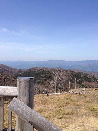 Mount Odaigahara: 展望台から