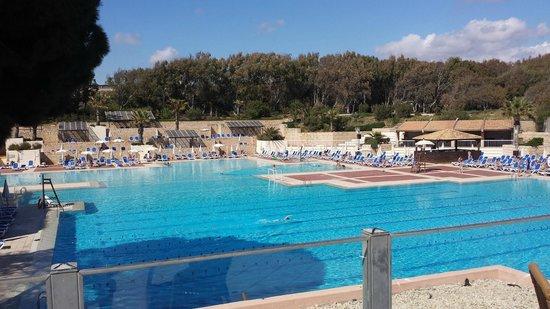 Club Med Kamarina : Piscine principale