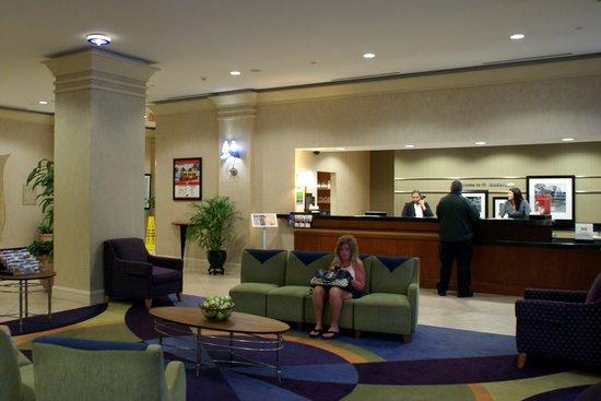 Hampton Inn Ft. Lauderdale /Downtown Las Olas Area: Reception Hall
