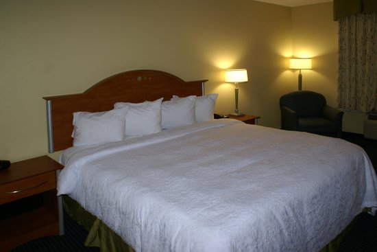 Hampton Inn Ft. Lauderdale /Downtown Las Olas Area, FL.: room
