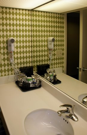 Hampton Inn Ft. Lauderdale /Downtown Las Olas Area, FL.: bathroom