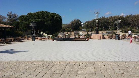 Club Med Kamarina : Place Agora