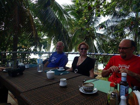 Oscar's Bar and Restaurant Malapascua: Great breakfast