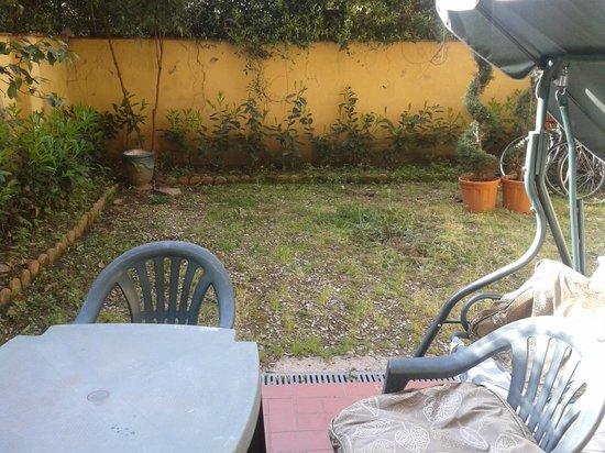 Relais Firenze Stibbert: Garten