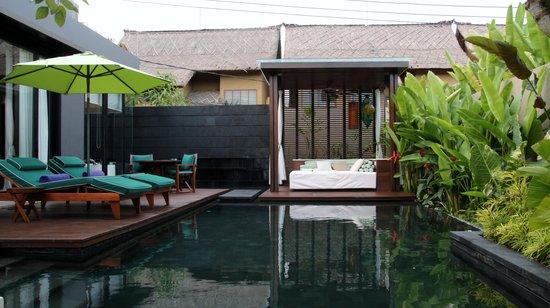 W Bali - Seminyak: Amazing bed !