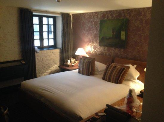Hotel du Vin & Bistro: Bedrrom