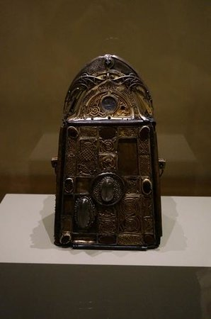 National Museum of Ireland - Archaeology : St Patrick's Bell