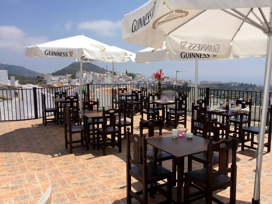 OSHUN Gastronomy Lounge: OSHUN terrace