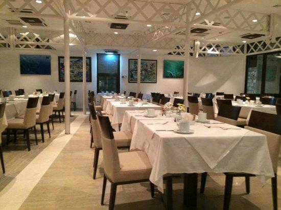 Hotel Lapad: The restaurant