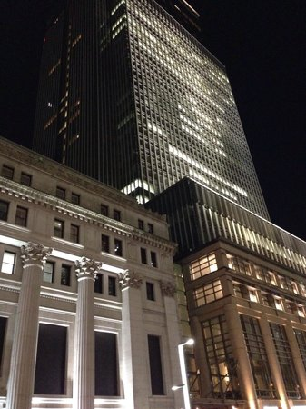 Mandarin Oriental, Tokyo: Exterior of Mandarin Oriental
