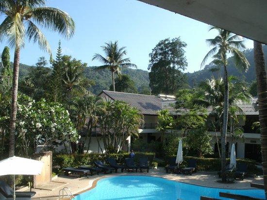 Bamboo Beach Hotel & Spa: シャワー