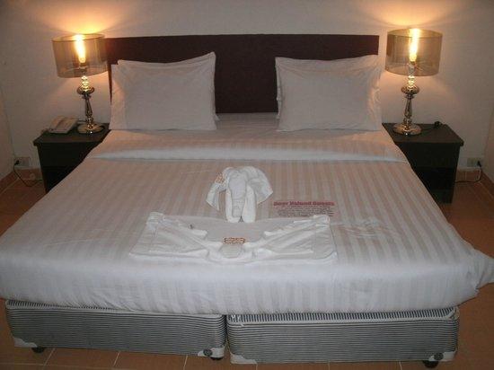 Bamboo Beach Hotel & Spa: 像さん