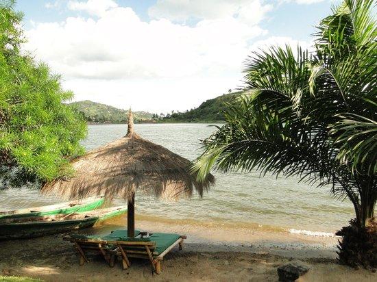 Hotel Paradis Malahide: Our own beach