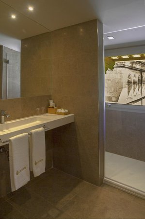 Boutique Hotel Can Alomar : Bathroom