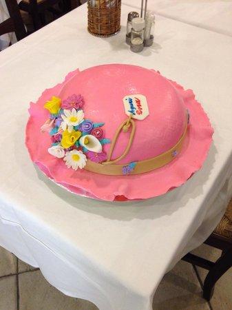 Da Gabriele : Torta di compleanno!!!