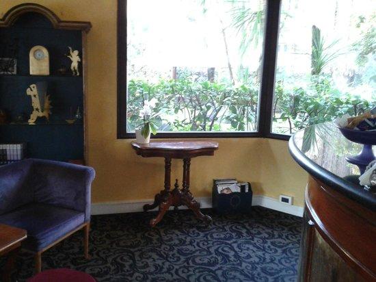 Hotel Fenix : Barbereich