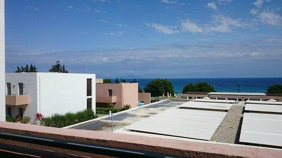 Atlantica Mikri Poli Kos: View from our room