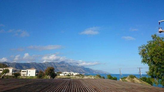 Atlantica Mikri Poli Kos: View from Mikri Poli